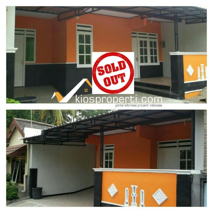 Rumah Dijual Murah Dalam Komplek Perum Medari Sleman