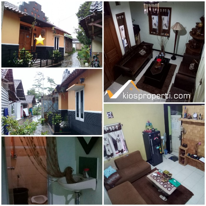Rumah Murah 225 Juta Dalam Kota Temanggung