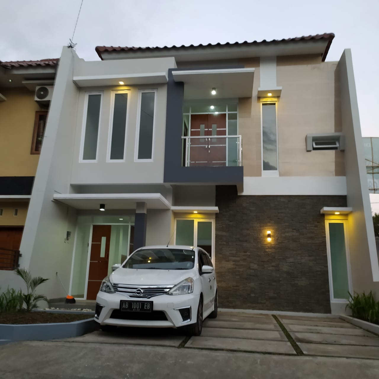 Rumah Modern Dalam Cluster Lingkungan Kampus UMY