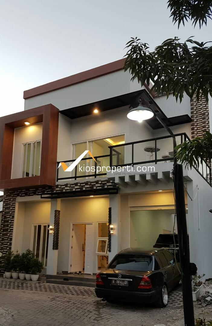 Rumah Full Furnished Selatan Jogja City Mall