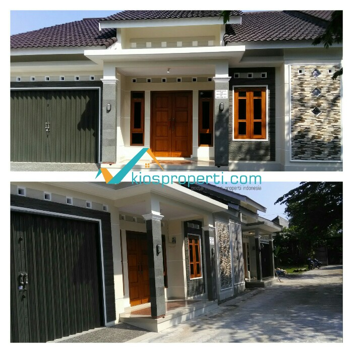 Rumah Siap Huni Jalan Godean Km 7 Sleman Yogyakarta