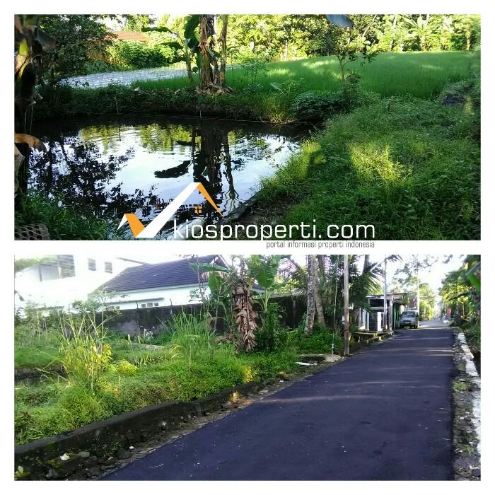 Tanah Strategis Jalan Kaliurang Km 12 Dekat Kampus UII