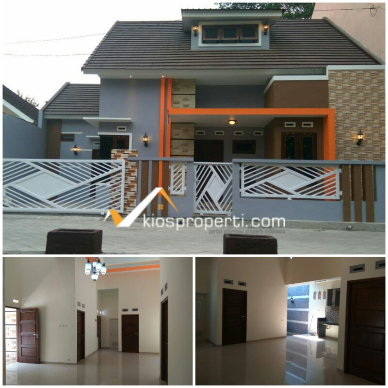 Rumah Selatan Kampus UII Jalan Kaliurang Km 13 Jogja