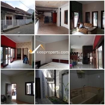 Rumah Sleman Area Utara Perum Merapi View Jalan Kaliurang Yogyakarta