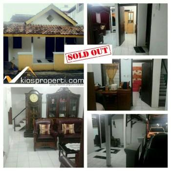 Rumah Second Dekat Pasar Kotagede Masih Area Dalam Ringroad Yogyakarta
