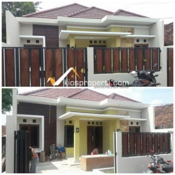 Rumah Utara Perum Merapi View Jakal Km 9 Jogja