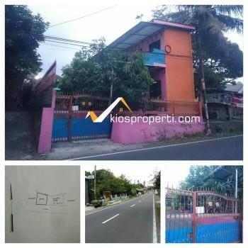 Rumah Kos 11 Kamar Utara Kampus UII Terpadu Yogyakarta