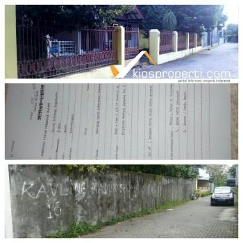 Dijual Rumah Seturan Caturtunggal Sleman Belakang Kampus UPN Jogja