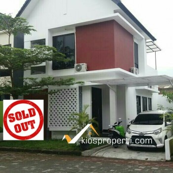 Rumah Dijual Dalam Perum Bantulan Sidoarum Jalan Godean Sleman