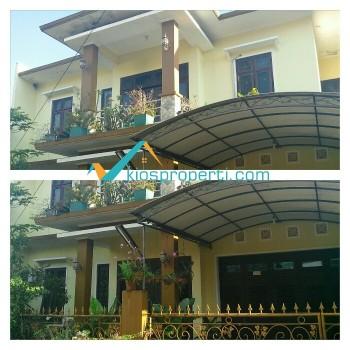 Rumah Jalan Kaliurang Km 12 Jogja Dalam Komplek Perum