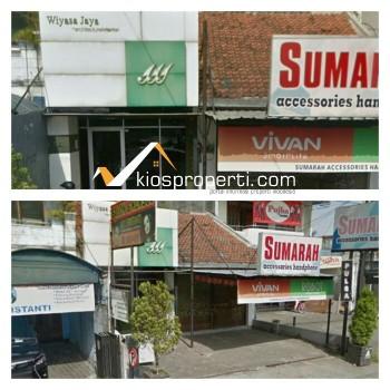 Ruko Strategis Kawasan Bisnis Dan Kuliner Jalan Kaliurang Jogja